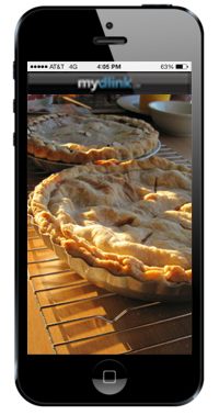 iPhone Pie