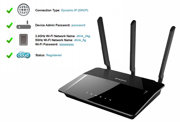 How To Set Up Your Router Using D-Link's New Management GUI - D-Link